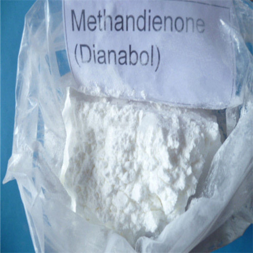 GMP Standard Dianabol Raw Steroid Powders for Adult , CAS 72-63-9