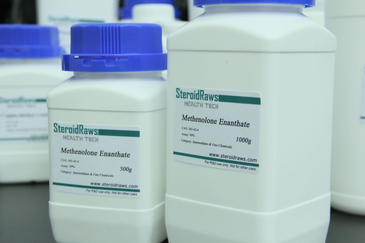 Methenolone Enanthate Primobolin Cutting Cycle Steroid For Muscle / Strength Gains